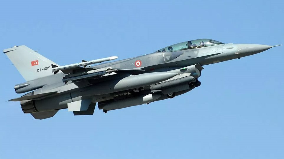 Προκαλούν οι Τούρκοι: Πέντε εμπλοκές και εξήντα παραβιάσεις του ελληνικού εναέριου χώρου