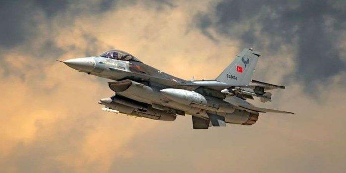 Δεν σταματούν να προκαλούν οι Τούρκοι – Άλλη μια μέρα με μπαράζ παραβιάσεων από τουρκικά μαχητικά F-16 στο Αιγαίο!