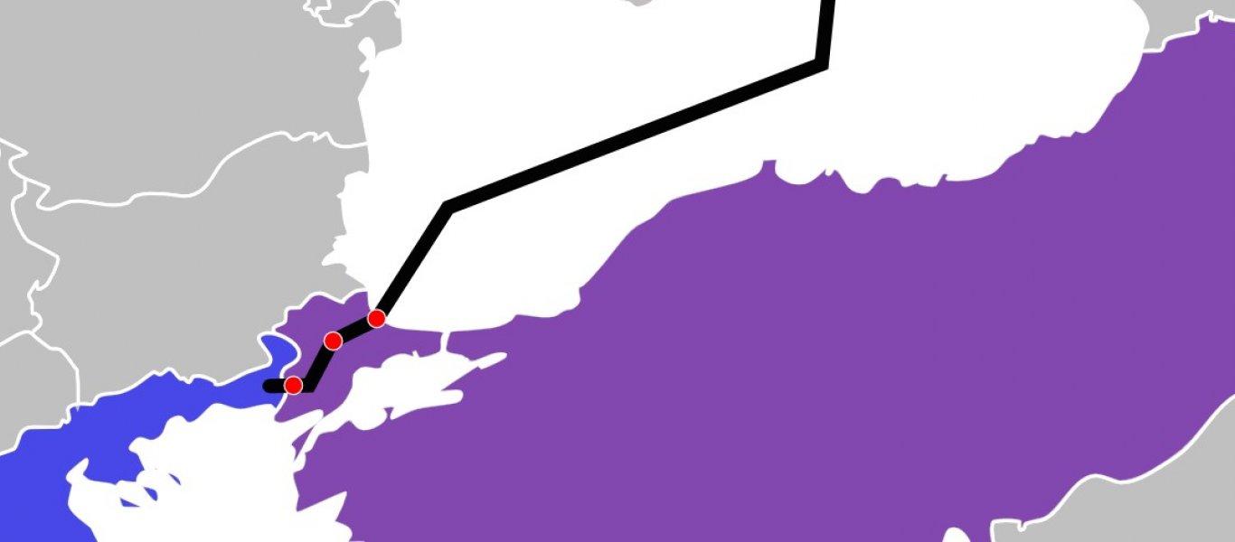 Όνειδος: Πώς η Ελλάδα δέθηκε ενεργειακά στο «άρμα» της Τουρκίας μέσω Turkish Stream και όλοι το έκρυψαν!