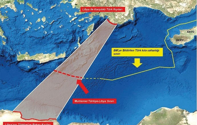 «Θερμαίνεται» η κατάσταση γύρω από την Κύπρο – Σύμβουλος Ερντογάν: «Η Τουρκία πρέπει να ανακηρύξει άμεσα ΑΟΖ!»
