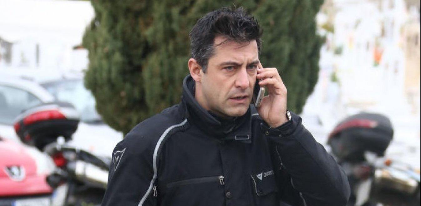 Κωνσταντίνος Αγγελίδης: «Έχω γίνει φυτό, δεν μπορώ να φάω»