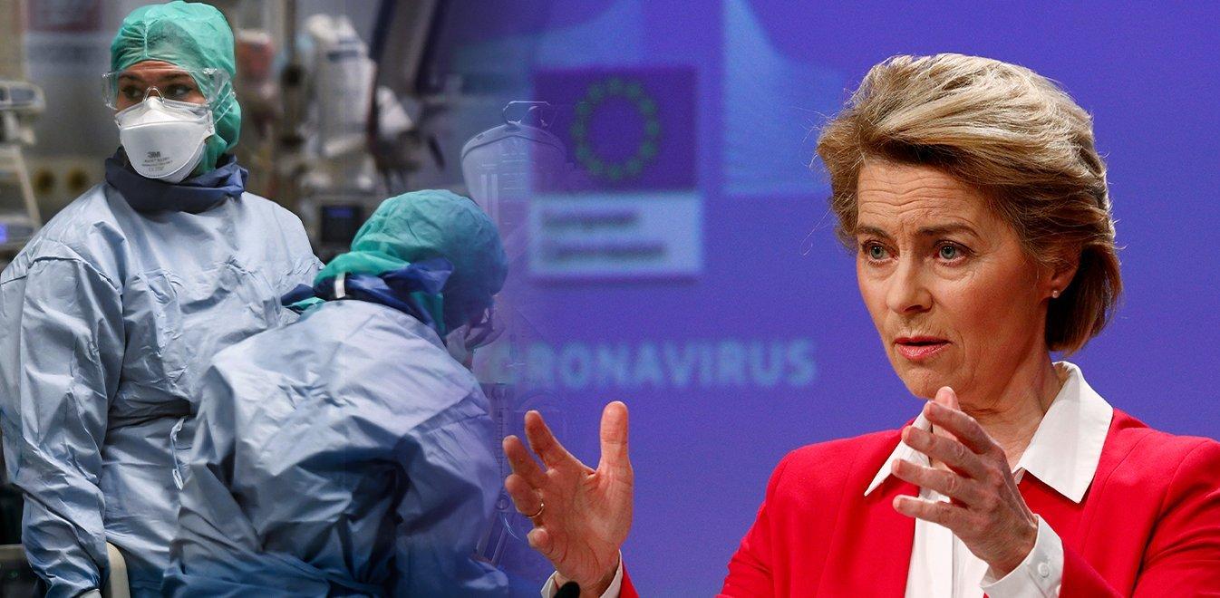 Η Ευρωπαϊκή Ενωση θα χρειαστεί περισσότερα από 3 τρισ. ευρώ για τον κορωνοϊό!