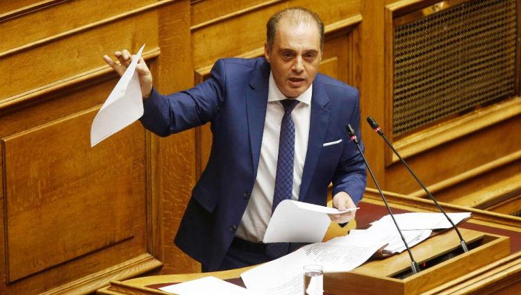 Βελόπουλος για Αυγενάκη: Έχετε Υπουργό εμπρηστή! Η μόνη λύση είναι να τον ξηλώσει ο πρωθυπουργός τώρα… (BINTEO)