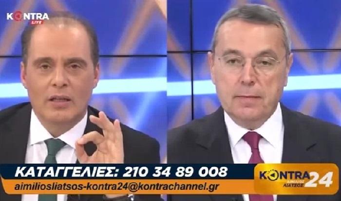 Έρχονται μεγάλες ΑΠΟΚΑΛΥΨΕΙΣ από τον Κ. Βελόπουλο! Συντονιζόμαστε στο Kontra Channel και τον Α. Λιάτσο…