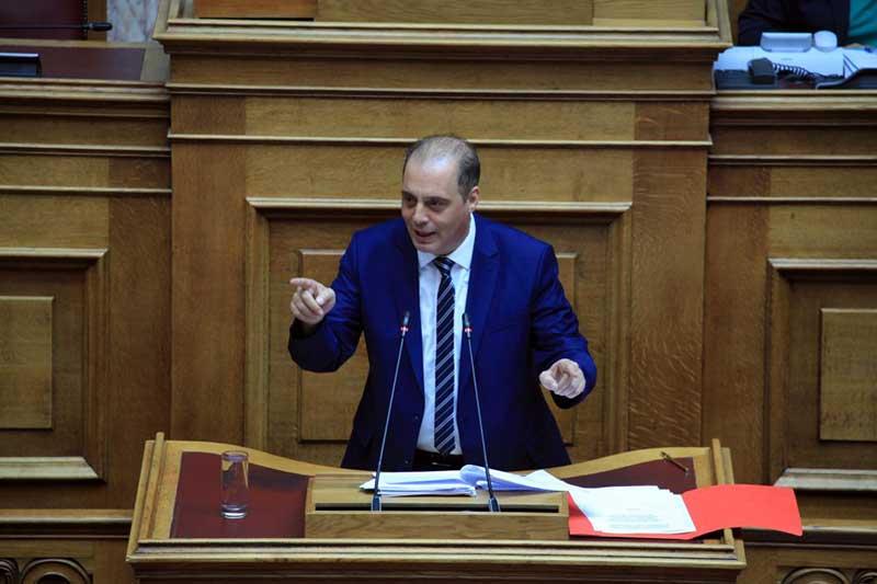 ΔΙΕΣΥΡΕ ΙΣΤΟΡΙΚΑ ο Βελόπουλος τον Μητσοτάκη-Θέλετε να μας κάνετε σαν τους ελεύθερους πολιορκημένους; Θα μας σφάξετε;… (BINTEO)