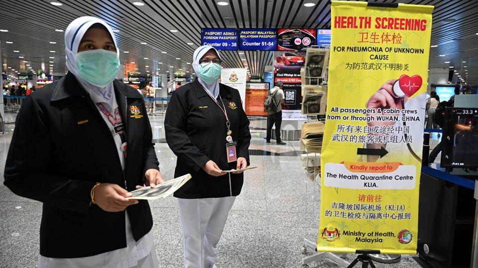 Κοροναϊός: Η Ασία σε «μέγιστο συναγερμό» – Ανησυχία και για την Ευρώπη! (ΒΙΝΤΕΟ)