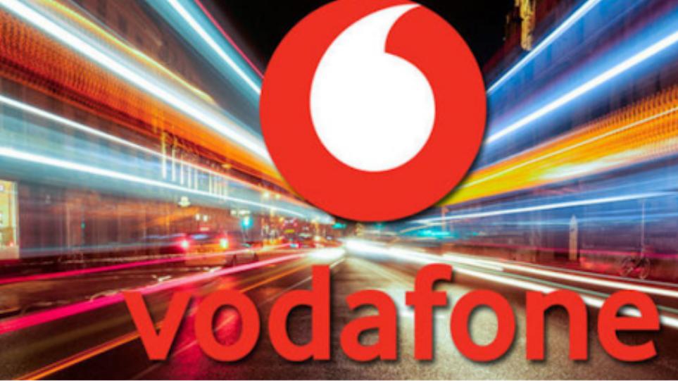 Εκτός λειτουργίας για δύο ώρες το δίκτυο της Vodafone