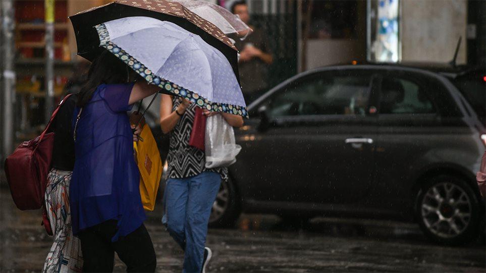Καιρός: Προειδοποίηση για πολλή βροχή στην Αττική το επόμενο 48ωρο! Θα μουλιάσουμε! Που θα χτυπήσει η κακοκαιρία!