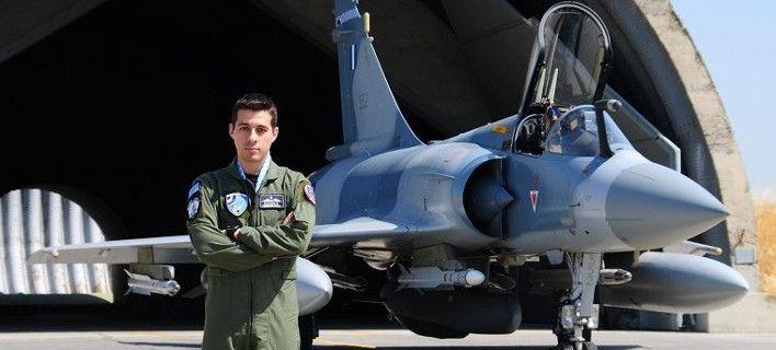 Αυτός είναι ο Ελληνας «Best Warrior» πιλότος του ΝΑΤΟ- Σε ποιο σημείο της Ελλάδας είναι «διαφορετική» η πτήση…