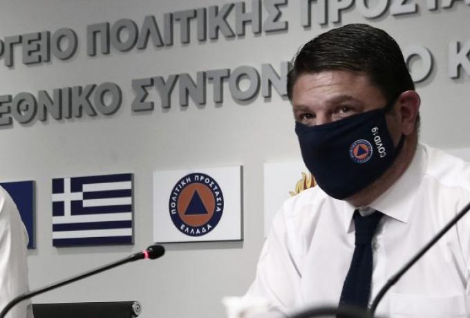 Χαρδαλιάς: Το 83% των κρουσμάτων κορωονϊού στην Ελλάδα είναι εγχώρια! (ΒΙΝΤΕΟ)