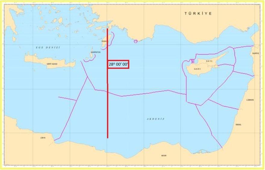 BOMBA! Η Τουρκία διεκδικεί από Κύπρο μέχρι Κρήτη! (EΓΓΑΦΟ ΝΤΟΚΟΥΜΕΝΤΟ)