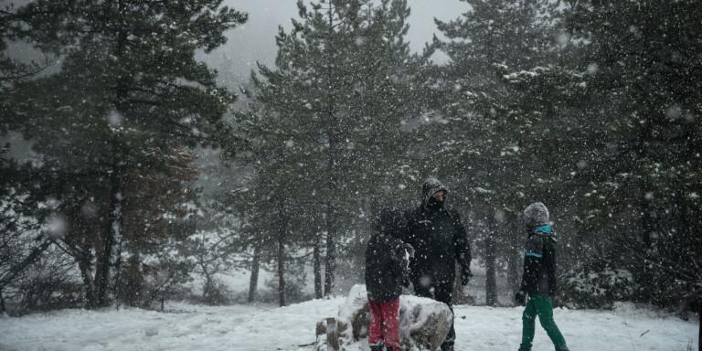Καιρός: Παγετός ενόψει «Ζηνοβίας» -Πέφτει και άλλο η θερμοκρασία την Παρασκευή!