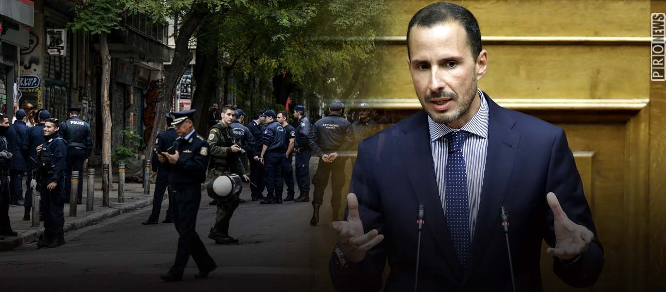 Κ. Χήτας (Ελληνική Λύση): «Σας γλεντά το ΚΚΕ – 6.000 αστυνομικοί για μέτρα αλλά οι κομμουνιστές έκαναν πάρτι»