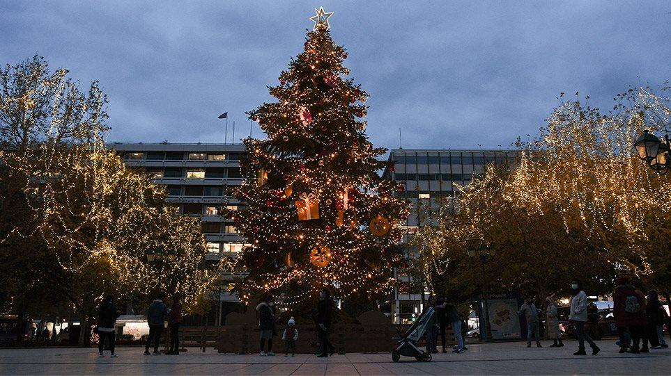 Κορωνοϊός: Όλα τα μέτρα που ισχυούν για την παραμονή Πρωτοχρονιάς! – Χρυσοχοΐδης: Νεκρή πόλη η Αθήνα μετά τις 22:00
