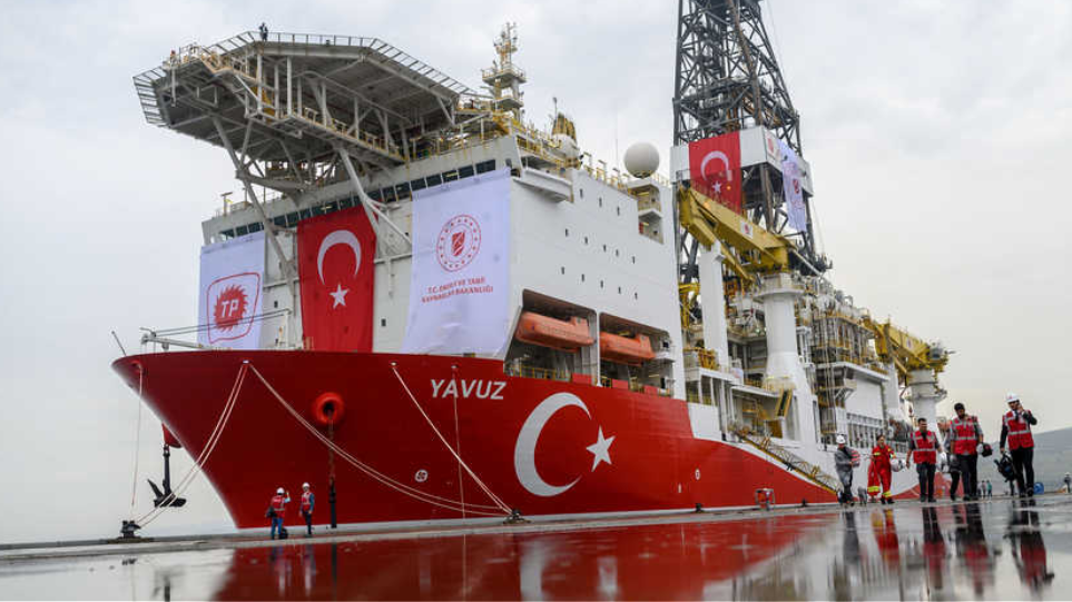 Τουρκικό ΥΠΕΞ: Οι τουρκοκύπριοι… έδωσαν άδεια για την τρίτη γεώτρηση του Γιαβούζ!