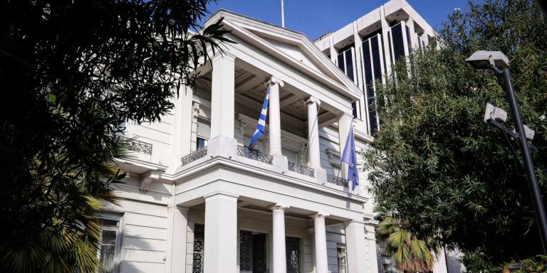 Ελληνικό ΥΠΕΞ για Τουρκία: Επιμένει στη διαστρέβλωση της Ιστορίας!