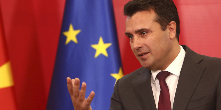 «Βόμβα» Ζάεφ: Δεν μπορούμε να υλοποιήσουμε τη Συμφωνία των Πρεσπών, την παγώνουμε!