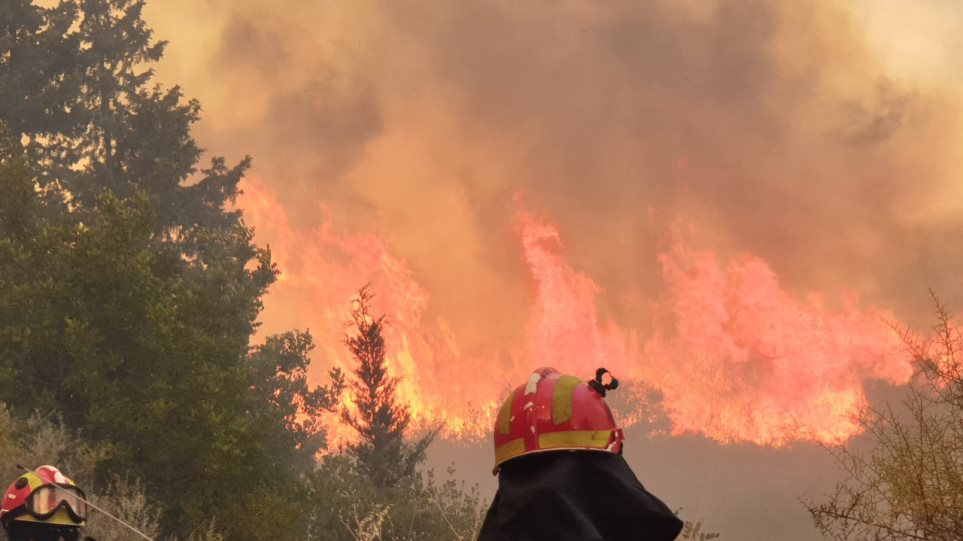 Ανεξέλεγκτη η φωτιά στη Ζάκυνθο: Δεν πλησιάζουν τα πυροσβεστικά αεροσκάφη λόγω ανέμων – Μεταβαίνει ο Χαρδαλιάς! (φωτο&βιντεο)